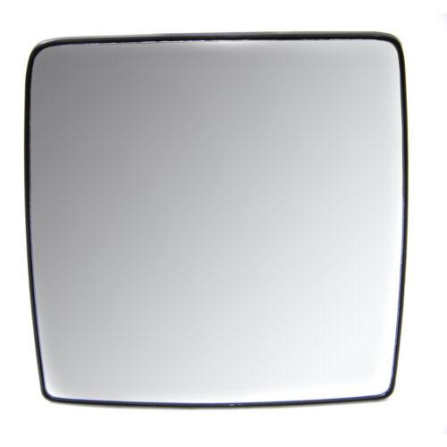 Drivers Vauxhall Combo Mk2 2002-Onwards OS Car Door// Wing Mirror Glass