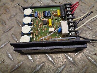 DART CONTROLS 15DV2A DC Speed Control,90//180VDC,2A,NEMA 1//4