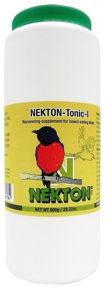 Nekton-Tonic-I Vitamin Supplement for Fruit Eating Birds (800 grams)