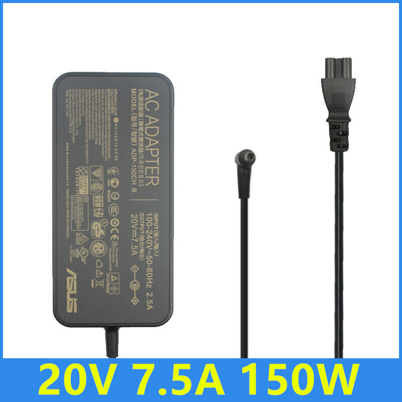 Image 1 - 20V-7-5A-150W-Adapter-Charger-For-Asus-G531GT-BQ012T-FX505DT-ADP-150CH-B-NEW