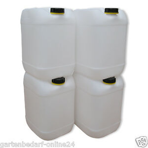 8 x 30 L Behälter Plastikeimer Kanister Wasserbehälter Box Camping /& Outdoor.