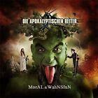 Moral & Wahnsinn by Die Apokalyptischen Reiter (CD, Feb-2011, 2 Discs, Nuclear Blast)