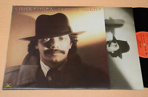 CHICK-COREA-LP-SECRET-AGENT-TOP-JAZZ-1-ST-ORIG-ITALY-1978-NM-CON-INNER-TESTI