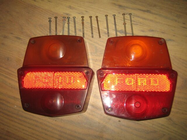 Ford Transit Mk7 2006-2014 Chassis Cab Rear Tail Light N//S Passenger Left