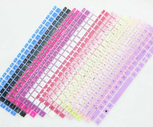 """Color Keyboard Protector For HP ENVY x360 2-in-1 15.6/"""" 15M-BP111DX 15M-BP112DX"""