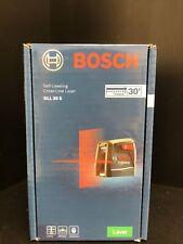 Bosch Gll 30 S Self Leveling Cross Line Laser