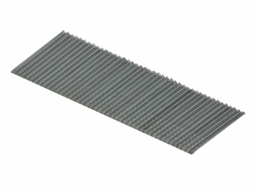 32mm Angled Finish Nails 15 Gauge Galvanised Pack 3655 FN1520 Bostitch
