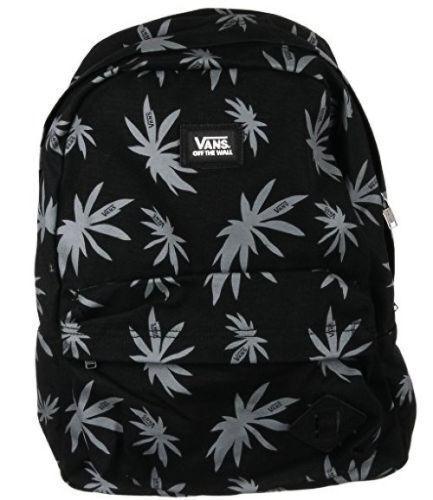 e929cdfe55ae VANS Old Skool II Backpack - Heather Grey Herringbone
