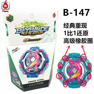 New-Beyblade-Burst-GT-B147-Poisonous-Hydra-with-Launcher-Bey-Blade-Toy