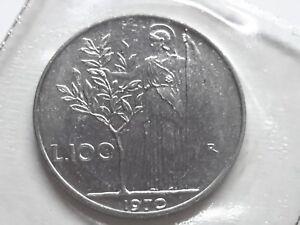 REPUBBLICA-ITALIANA-100-lire-1970-Minerva-FDC-da-divisionale