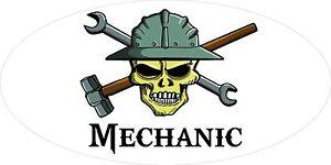 3-Mechanic-Skull-Oilfield-Roughneck-Hard-Hat-Helmet-Sticker-H295