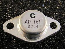 4 Stück AD161 Germanium NPN Endstufen Transistor 3A 32V - AE11/4258