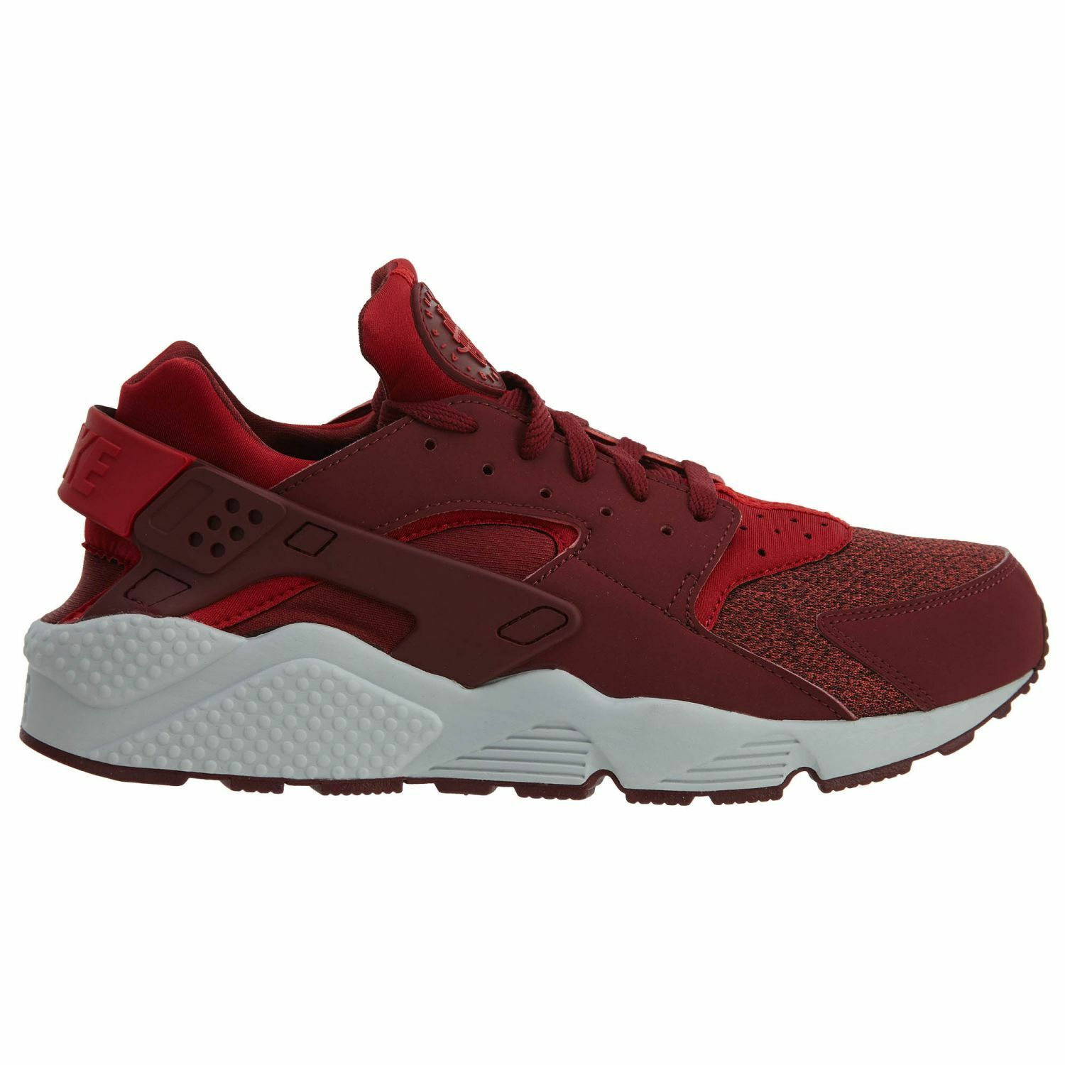 Nike Air Huarache Mens 318429-605 Team University Red Running Shoes Size 10.5