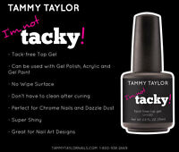 Tammy Taylor - No-wipe Top Coat - I'm Not Tacky