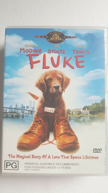 Fluke [ DVD ] LIKE NEW, Region 4, FREE Next Day Post from NSW