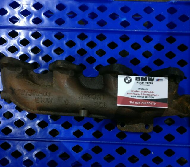 BMW N47 DEISEL CAST IRON MANIFOLD PT. NO 11627797389. 03
