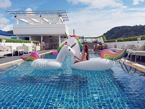Giant Unicorn Pool inflatables Inflatable Floating row Swim Inflatable Unicorn