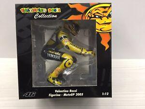 01:12 Figurines Minichamps Valentino Rossi Moto Gp 2005 Laguna Seca