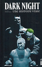 COMICS - URBAN COMICS - BATMAN - DARK KNIGHT : UNE HISTOIRE VRAIE - DINI / RISSO
