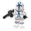 LEGO-Star-Wars-Minifigures-Han-Solo-Obi-Wan-Darth-Vader-Luke-Yoda-Fox-Rex-R2D2 thumbnail 194