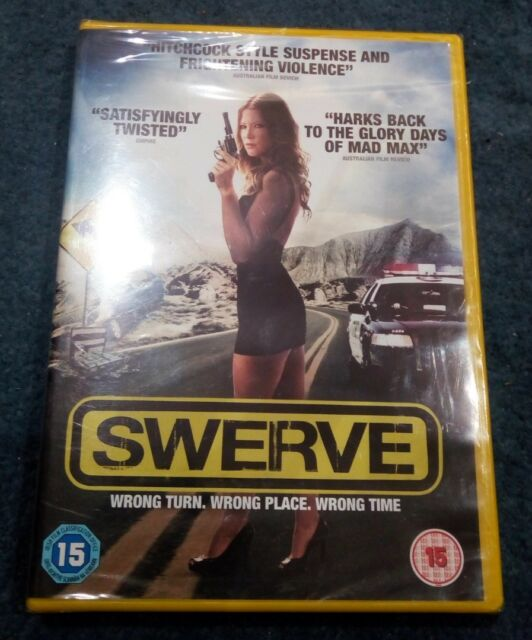 Swerve (DVD, 2012) NEW & Factory Sealed