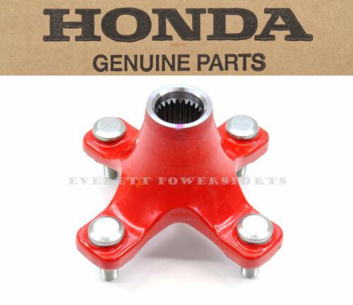 02-04 TRX400 EX Sportrax #T143 New Genuine Honda Rear Wheel Hub 01-04 TRX250 EX