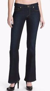 leg Sz25 Paige Stretch Jeans Transcend Con Nuova Boot Skyline Midrise Etichetta c0t7EKOqw