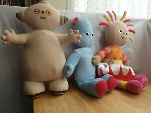 In-The-Night-Garden-Large-Plush-Iggle-Piggle-Upsy-Daisy-Makka-Pakka-Hasbro