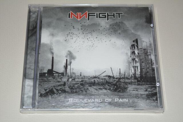 Innfight - Boulevard Of Pain (2015) / CD-Album / Zustand: Neu