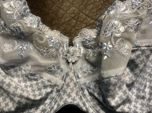 Anita-Rosa Faia Josephine Underwire Bra Style 5674 New With Tags Ba Pearl Rose