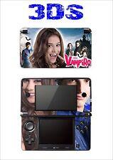 SKIN STICKER AUTOCOLLANT DECO POUR NINTENDO 3DS REF 197 CHICA VAMPIRO