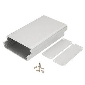 1X-Aluminum-PCB-Electronic-Project-Box-Enclosure-Instrument-Case-DIY-110x71x26mm