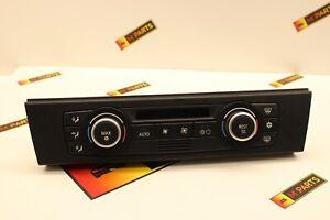 BMW-1-3-ser-E90-a-c-aire-con-Calentador-Interruptor-del-panel-de-control-climatico-9199260-KK34