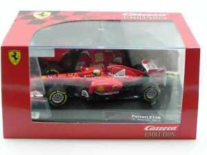 Carrera Evolution Ferrari F1 F138 Alonso #3 slot car 1:32 MIB