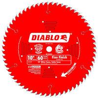 10 X 60 Tooth Diablo Fine Finish Blade Freud D1060x on sale