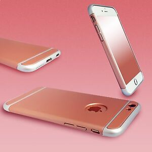 iPhone-8-case-rosegold-full-cover-360-with-tempered-glass-screen-protector