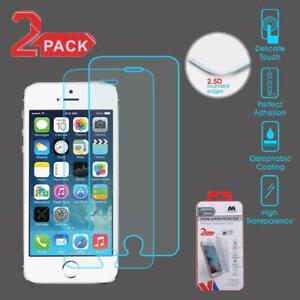 MYBAT Glass Screen Protector for iPhone 5S/5/SE/5C