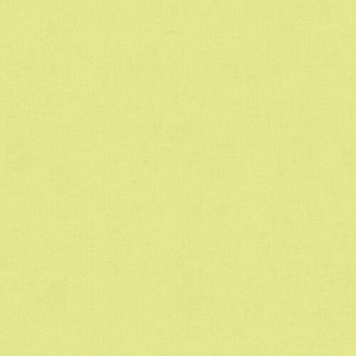 Papier peint toile uni unicolore Citron Vert AS Creation 34248-8 X-RAY 4,49 €//1qm
