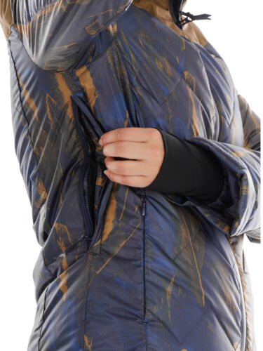 Blue snowboard Rhea Giacca da Brunotti funzionale snowboard Giacca Thinsulate da Giacca WR8ZwzO6q8