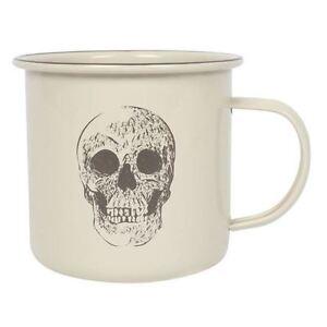 Anatomical-Skull-Metal-And-Enamel-White-Gothic-Halloween-Camping-Mug