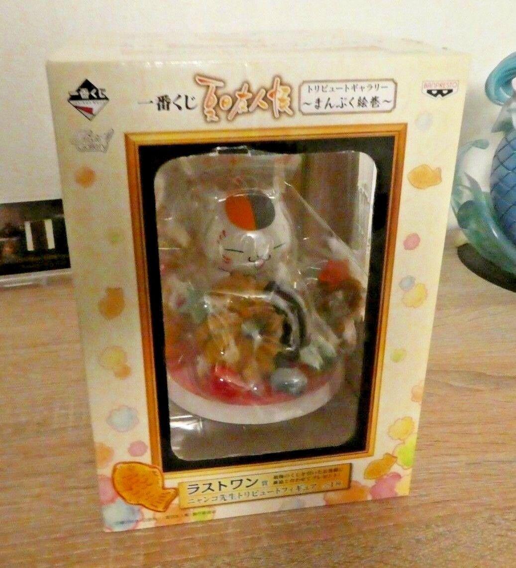 Tribute Gallery TEACHER PUSS AWARD FIGURE   FIGURINE JAPAN ANIME    03