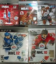 Ps3 Wholesale Lots 5pcs of Selected Playstation 3 video games - 100% working
