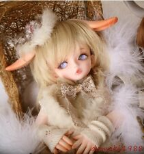 Bjd 1/6 Doll soom flint hawa bjd doll FACE MAKE UP+FREE EYES_ human +animal body