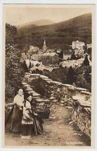 Konstruktiv Vor 1945 Chinesische Aromen Besitzen Foto Ak Badenweiler Blick Auf Ort 32958