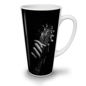 Art Music Guitar NEW White Tea Coffee Latte Mug 12 17 oz | Wellcoda