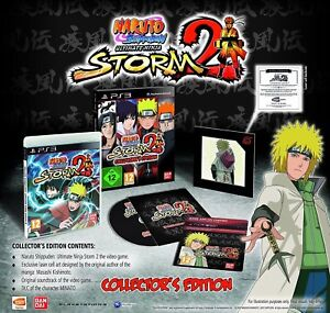 Naruto-Shippuden-Ultimate-Ninja-Storm-2-Collector-039-s-Edition-Playstation-3
