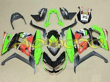 Fairing Kit for Kawasaki Z1000SX 2010 2011 2012 2013 2014 2015 Green