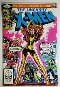 Uncanny X-Men 157  ~  Mid-9s Condition  ~  Off-White to White Pages