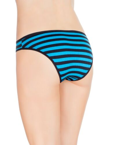 Nabtos 6 Womens Cotton Bikinis Underwear Briefs Stripes Teen panties Lot Pack S