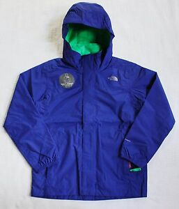e8e8d8c17 Details about New The North Face Boys Resolve Reflective Waterproof Jacket  Rain Coat XS-XL